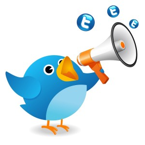 Twitter with Megaphone