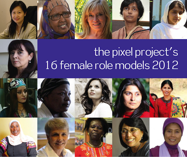 16 female role models 2012