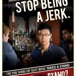 Men Can Stop Rape Poster