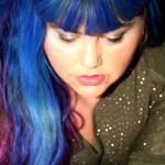 Head shot of Charlotte Farhan - photography by Lisa Reeve