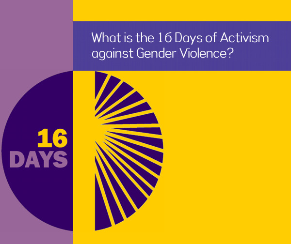 What is the 16 Days of Activism against Gender-based Violence?